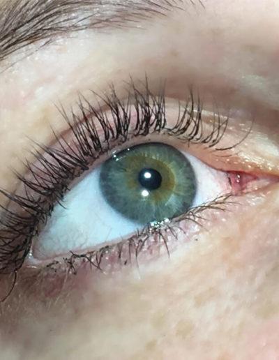 single eyelash extension københavn