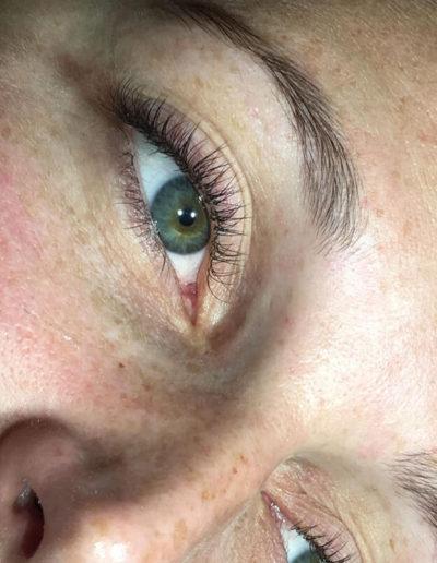 single lashes eyelash