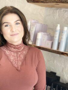 Emma, kosmetolog i København